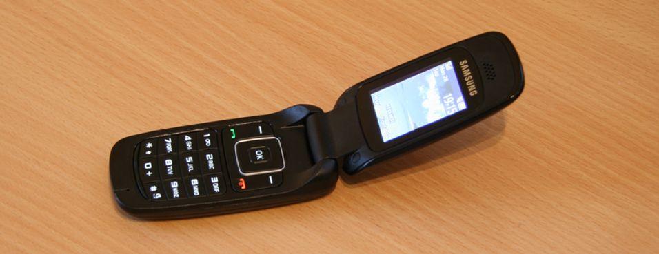 Samsungs E1310.