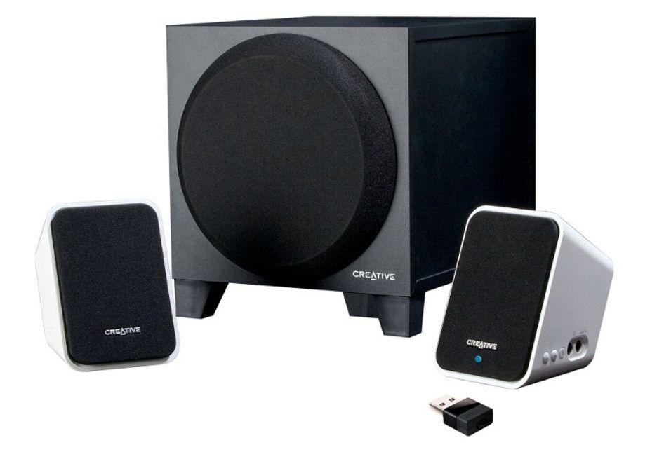 Kompakt og trådløst: Creative Inspire S2 Sound System