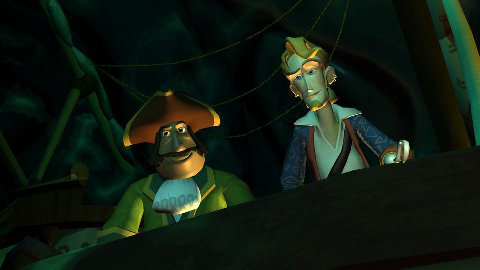 ANMELDELSE: Tales of Monkey Island: Lair of the Leviathan
