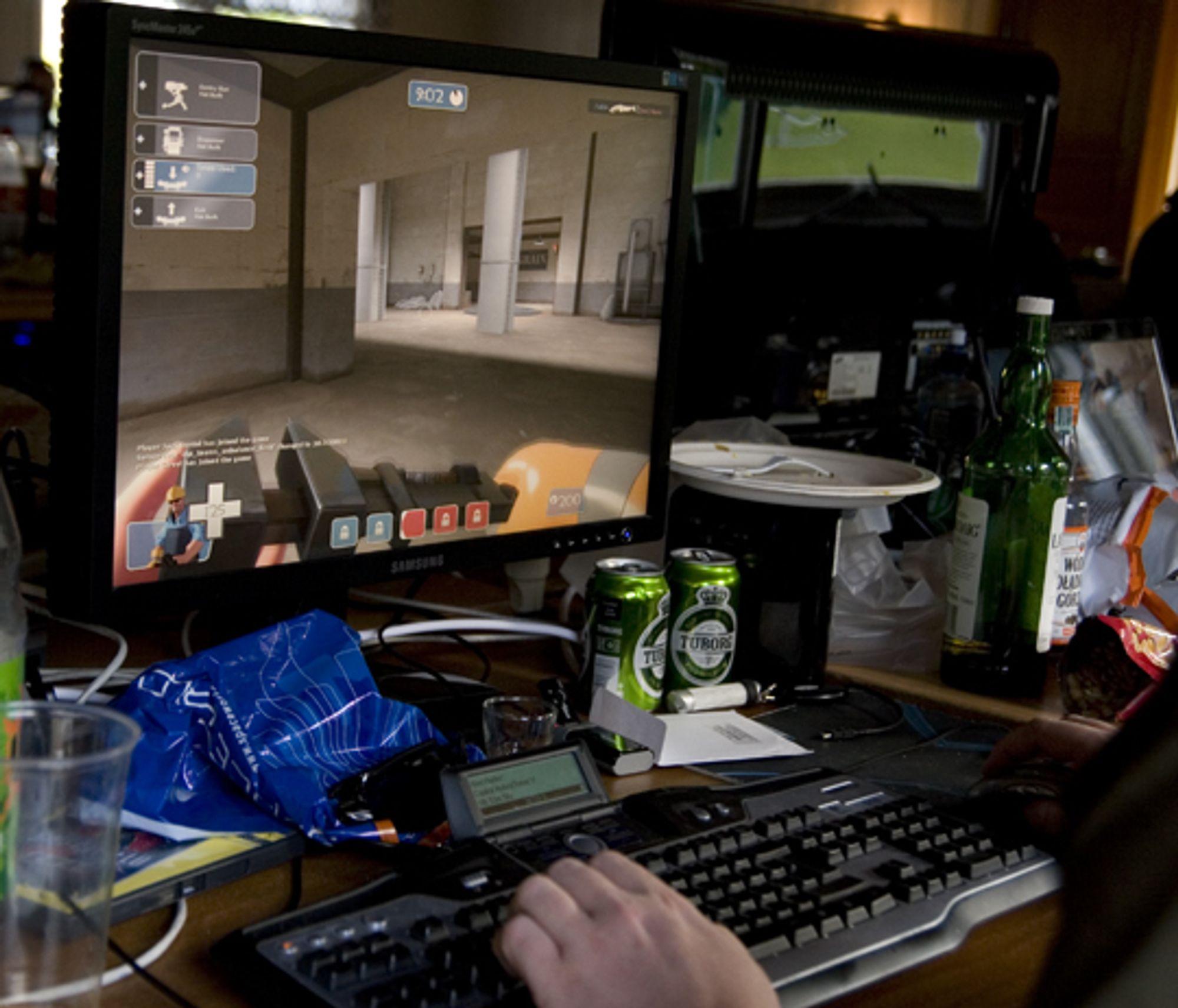 Team Fortress 2 er ingen spøk