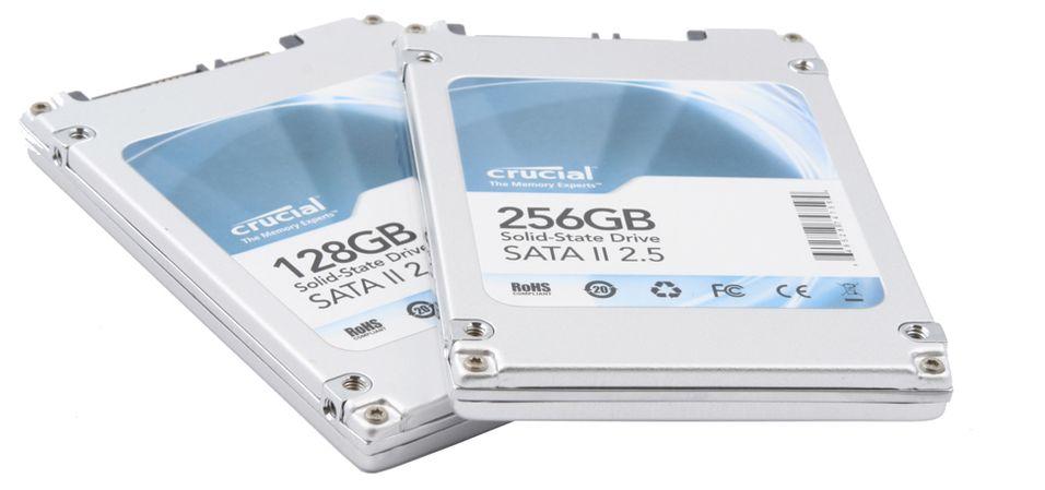 TEST: Crucial M225 128 GB & 256 GB