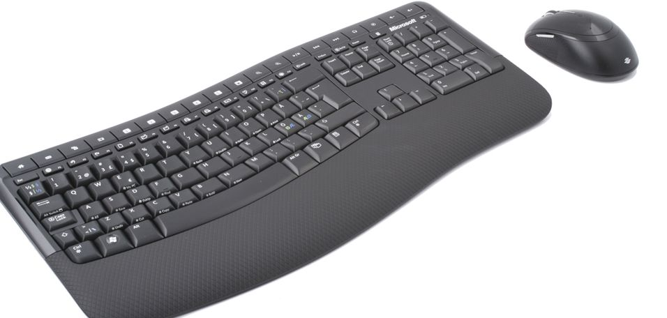 TEST: Microsoft Wireless Comfort Desktop 5000