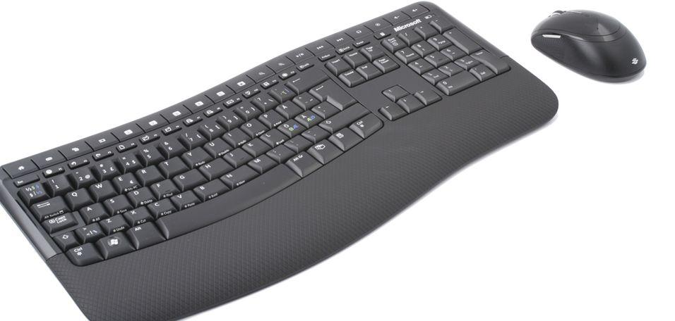 TEST: Microsoft Wireless Comfort Desktop 5000