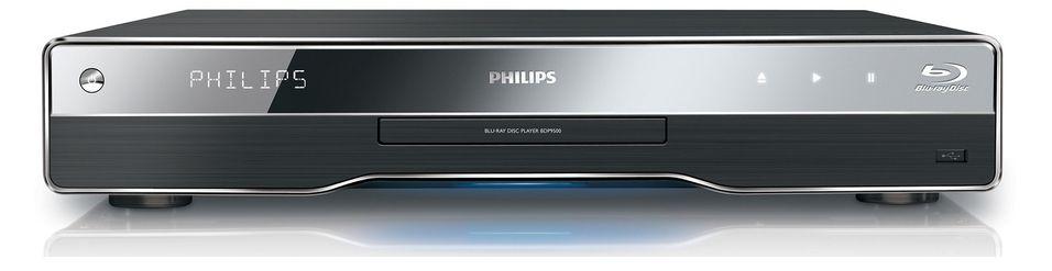 BDP9500 er Philips' nye Blu-ray-flaggskip