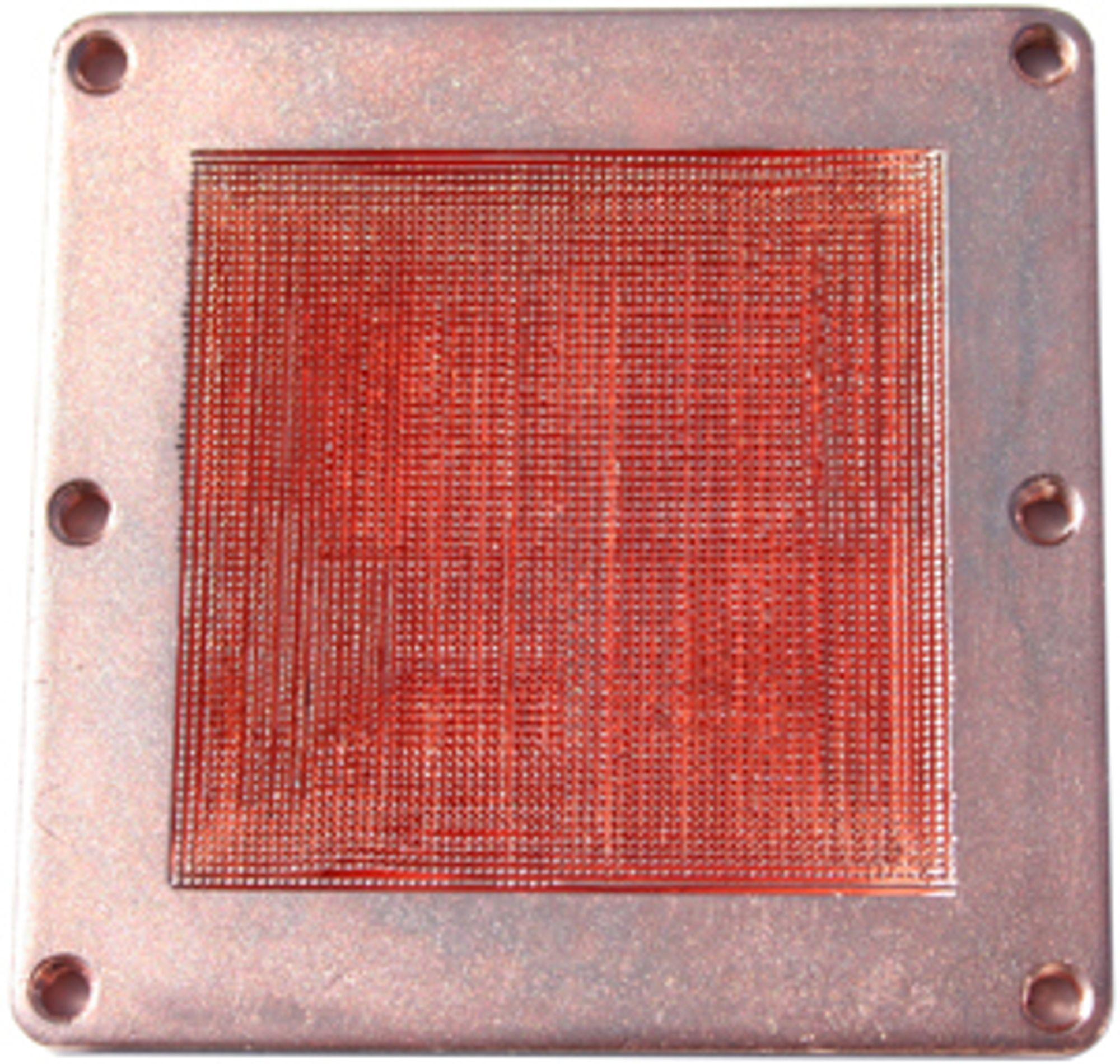 Relativt finmasket – 225 µm / 0,22 mm