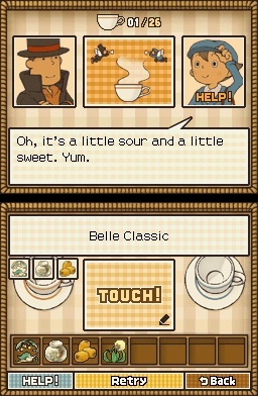 Å koke te i spillet er faktisk enda kjedeligere enn i virkeligheten.