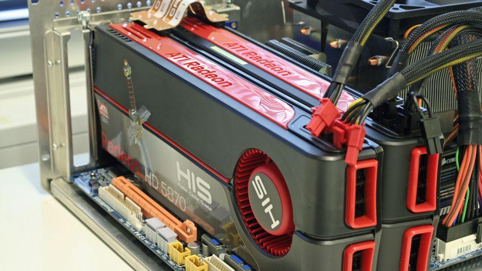 TEST: Radeon HD 5870 i Crossfire