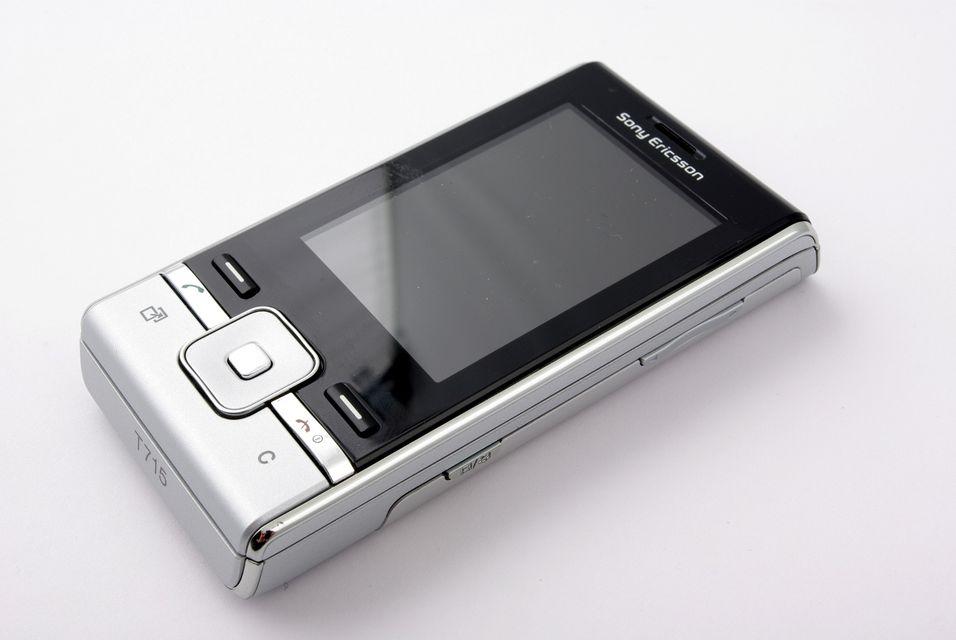 TEST: Sony Ericsson T715