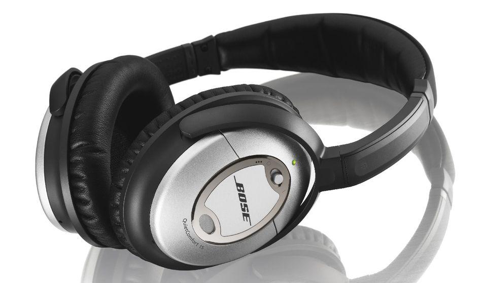 Bose Quiet Comfort 15: Nå mer mer avansert støydemping