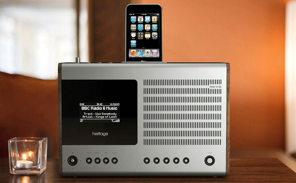 Revo Heritage: Retroradio med mange muligheter