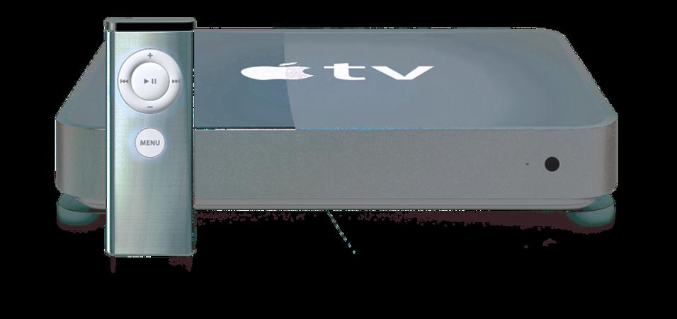 Apple TV versjon 3.0: Nå med nettradio-mulighet