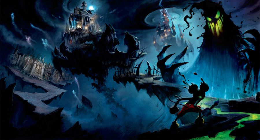 SNIKTITT: Epic Mickey