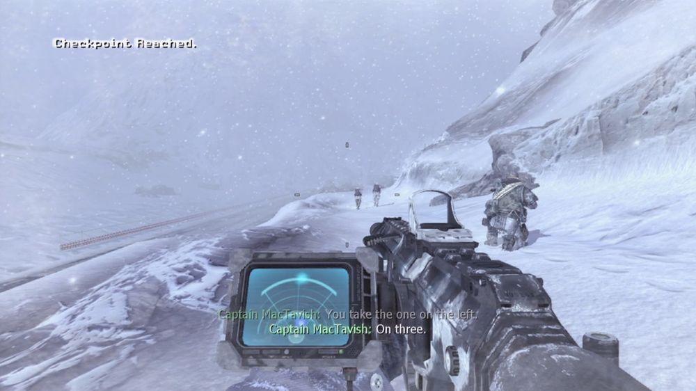 Modern Warfare 2 har fratatt Mikkjell utallige timer.