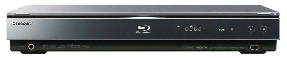 Sony BDP-S760: Anbefalt spiller i mellomklassen