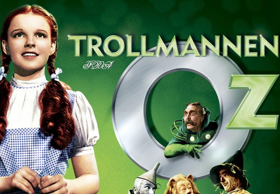 Trollmannen fra Oz har endelig kommet på Blu-ray