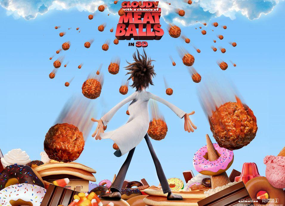 Cloudy with A Chance of Meatballs: Denne filmen får kommende Sony-eiere i USA leie gratis via nettet