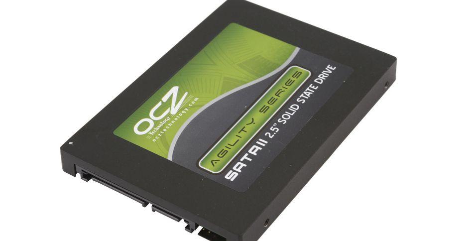 TEST: OCZ Agility 120 GB