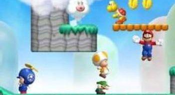 Nye Super Mario selger som varmt hvetebrød