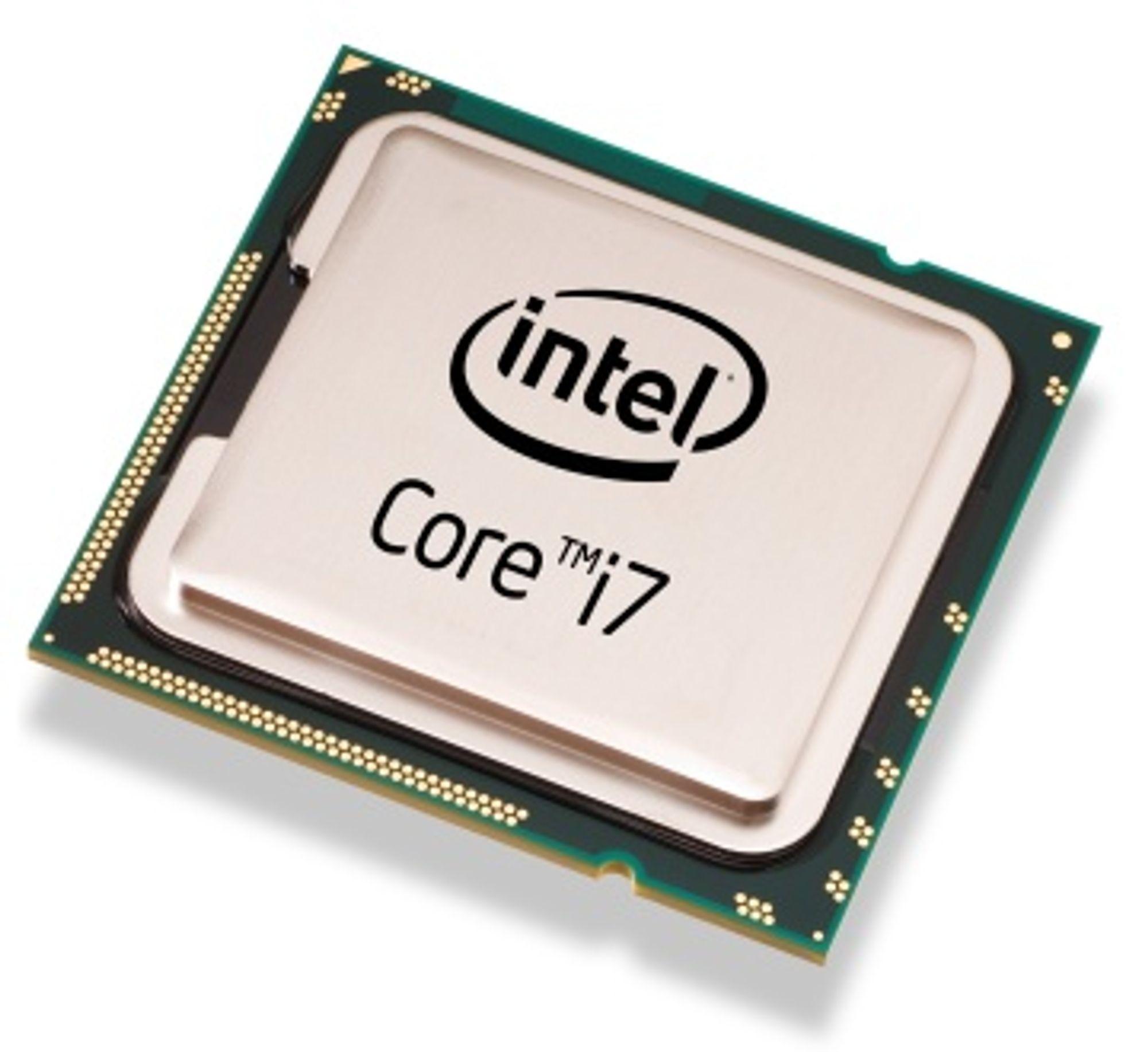 Intel Core i7 960