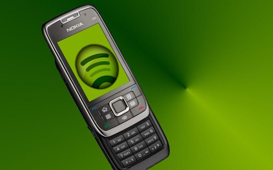 Spotify tilgjengelig til S60
