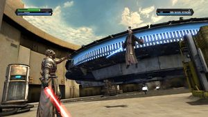 Star Wars: The Force Unleashed er blant de nyere innslagene i pakken.
