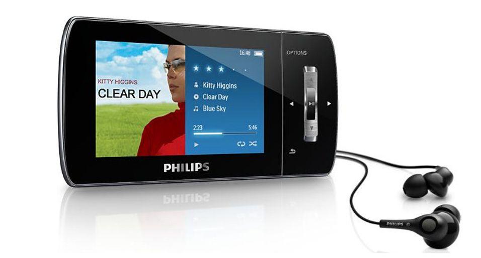 """Philips Gogear Muse: 3"""" skjerm og aktiv støydemping er blant ingrediensene"""