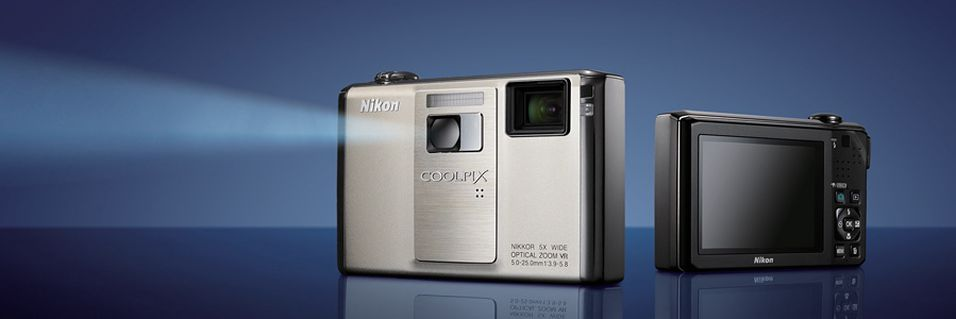 TEST: Nikon Coolpix S1000pj