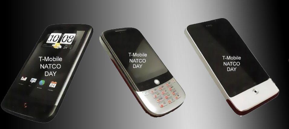 Gigantlekkasje fra HTC