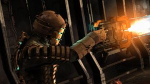Dead Space 2 med substans