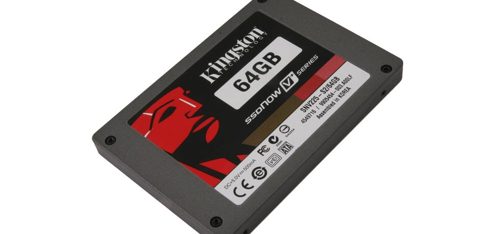 TEST: Kingston SSDnow V+ 64 GB