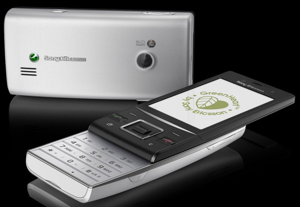 To nye miljømobiler fra Sony Ericsson