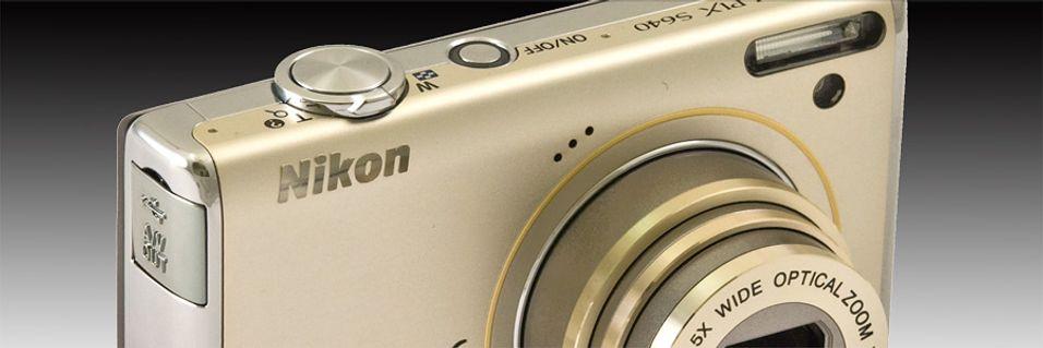 TEST: Nikon Coolpix S640
