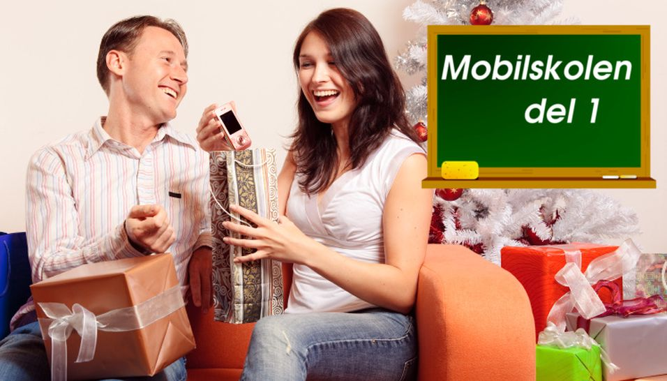 Få din nye mobil klar på 1-2-3
