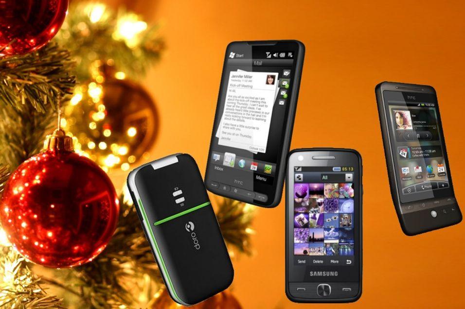 Hvilken mobil skal du kjøpe til jul?