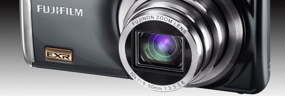 TEST: Fujifilm F70EXR