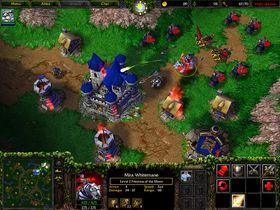 Chris Metzen sto blant annet bak Warcraft III: Reign of Chaos.