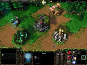 Han elsket også klassiske Warcraft III.