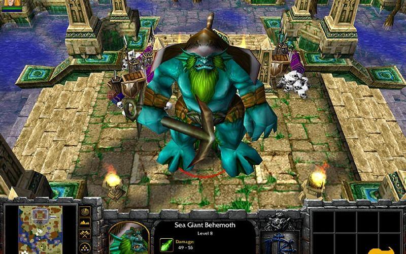 Скачать патчи для Warcraft 3: The Frozen Throne с. как сделать марку.
