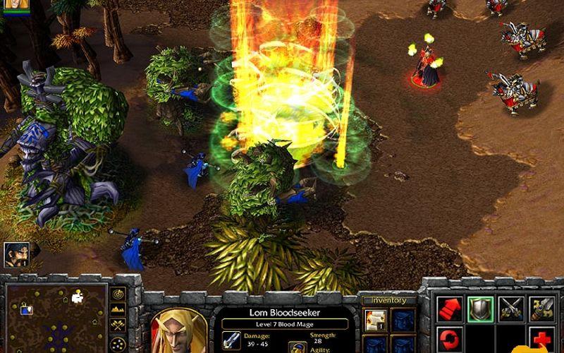 Скачать - Все патчи для Warcraft 3 The Frozen Throne (2011/RUS/ENG