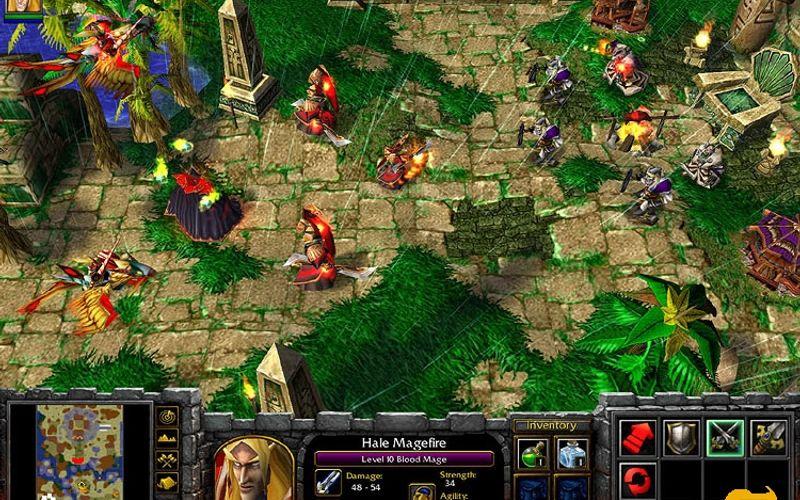 Скачать игру торрент warcraft 3 актуальная версия pc версии.