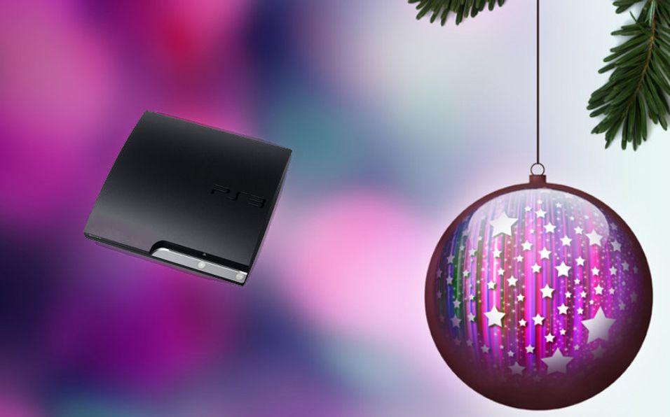Vinneren av årets siste julenøtt får en Playstation 3 Slim