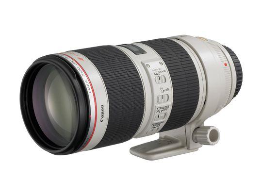 Canon EF 70-200mm f/2.8L IS II USM er også noe tjuvraddene liker å få fingra sine på.