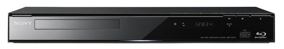 3D-støtte: Sony BDP-S770
