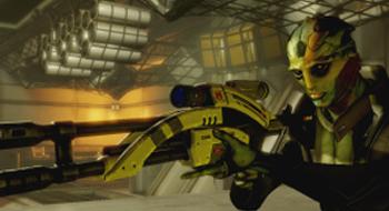 Mass Effect 3 allerede påbegynt