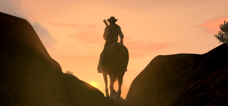 Red Dead Redemption med problemer