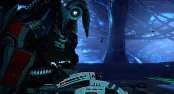 Test: Mass Effect 2