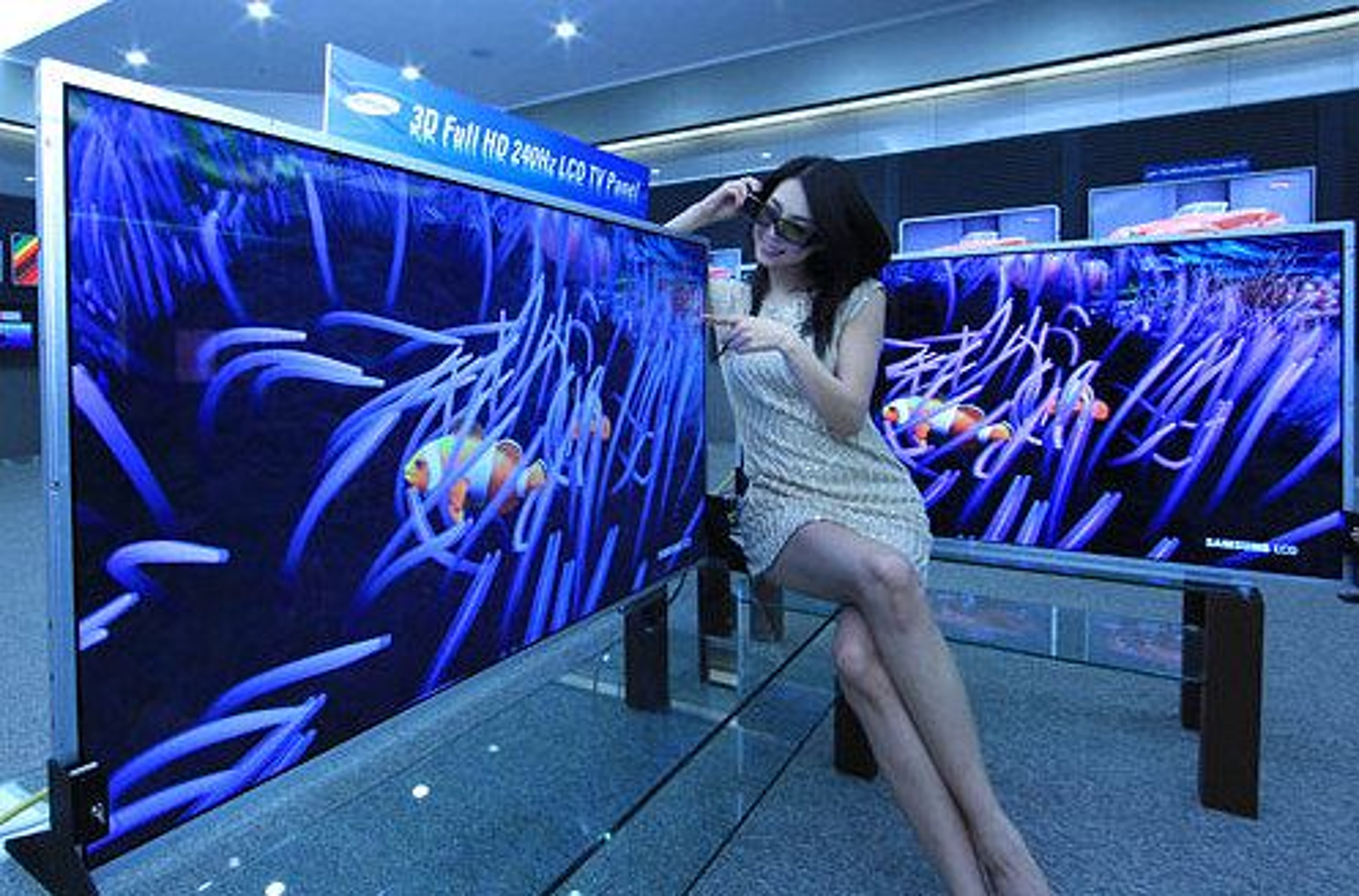 Samsungs første 3D-modeller går nå over i masseproduksjon