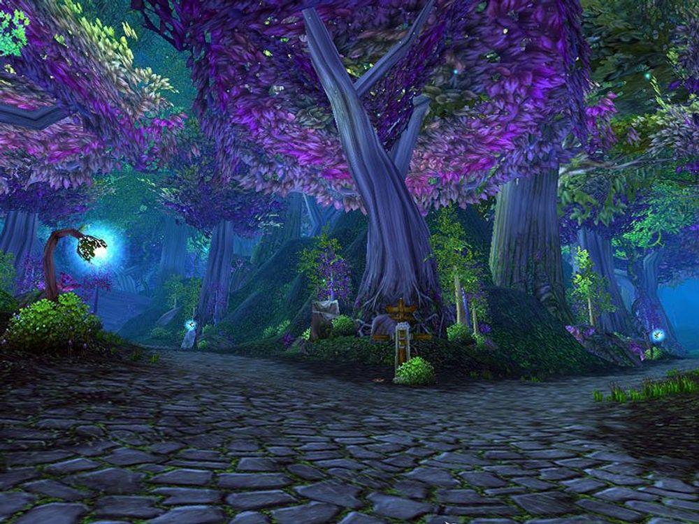 Gøran har som så mange andre kost seg masse i World of Warcraft.