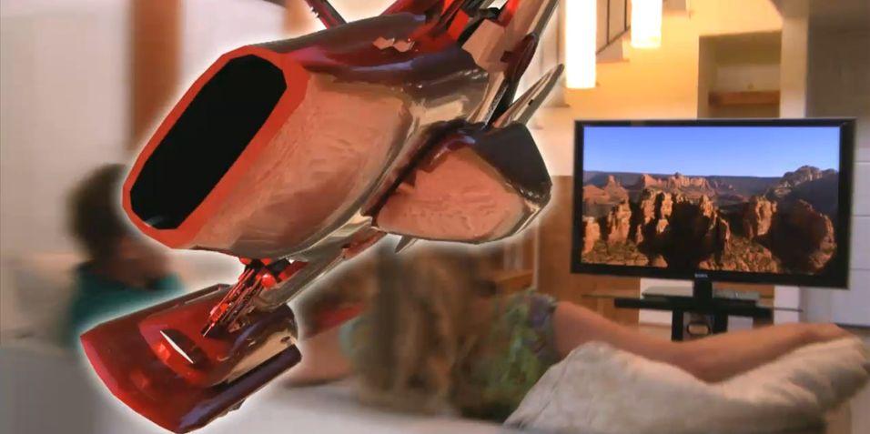 3D-TV i stua: Får vi den effekten Sony og de andre hevder?