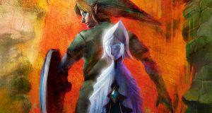 Zelda Wii vises under E3-messen